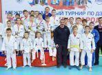 Детский Всероссийский турнир по дзюдо памяти Г.Алиева